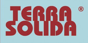 TERRA SOLIDA R amb fons blau